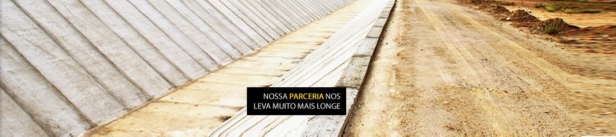 NOSSA PARCERIA NOS LEVA MUITO MAIS LONGE